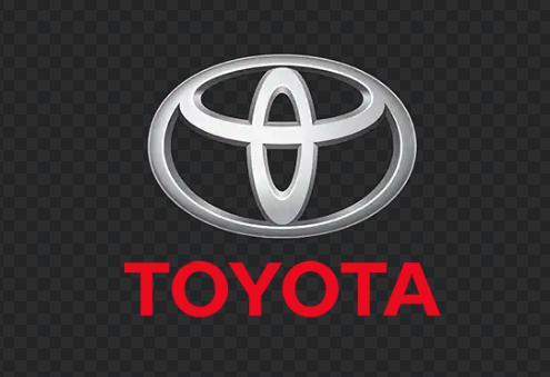 TOYOTAのロゴ